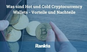 hot und cold cryptocurrency wallets
